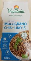Multigrano chía y lino - Producto