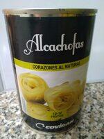 Alcachofas - Producte