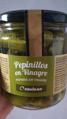 Pepinillos en vinagre - Producte - es