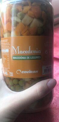 Macedonia de legumbres - Producto - es