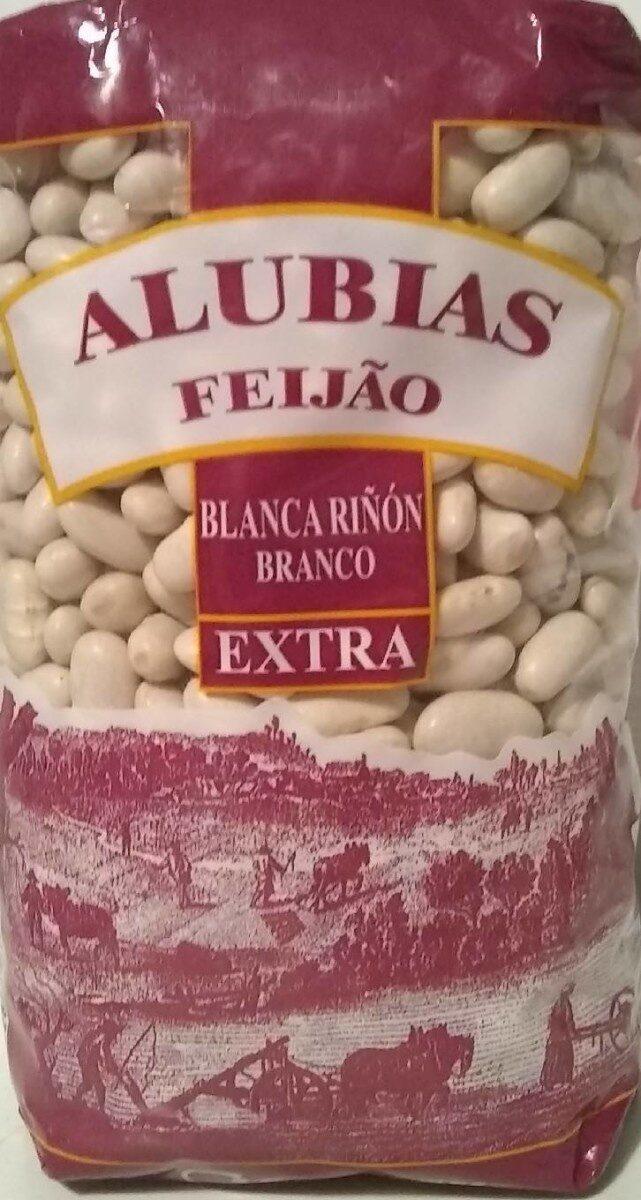 Alubias - Produit