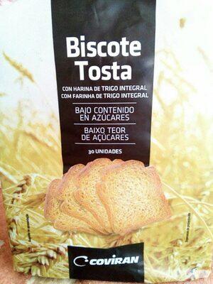 Biscote tosta - Producto - es