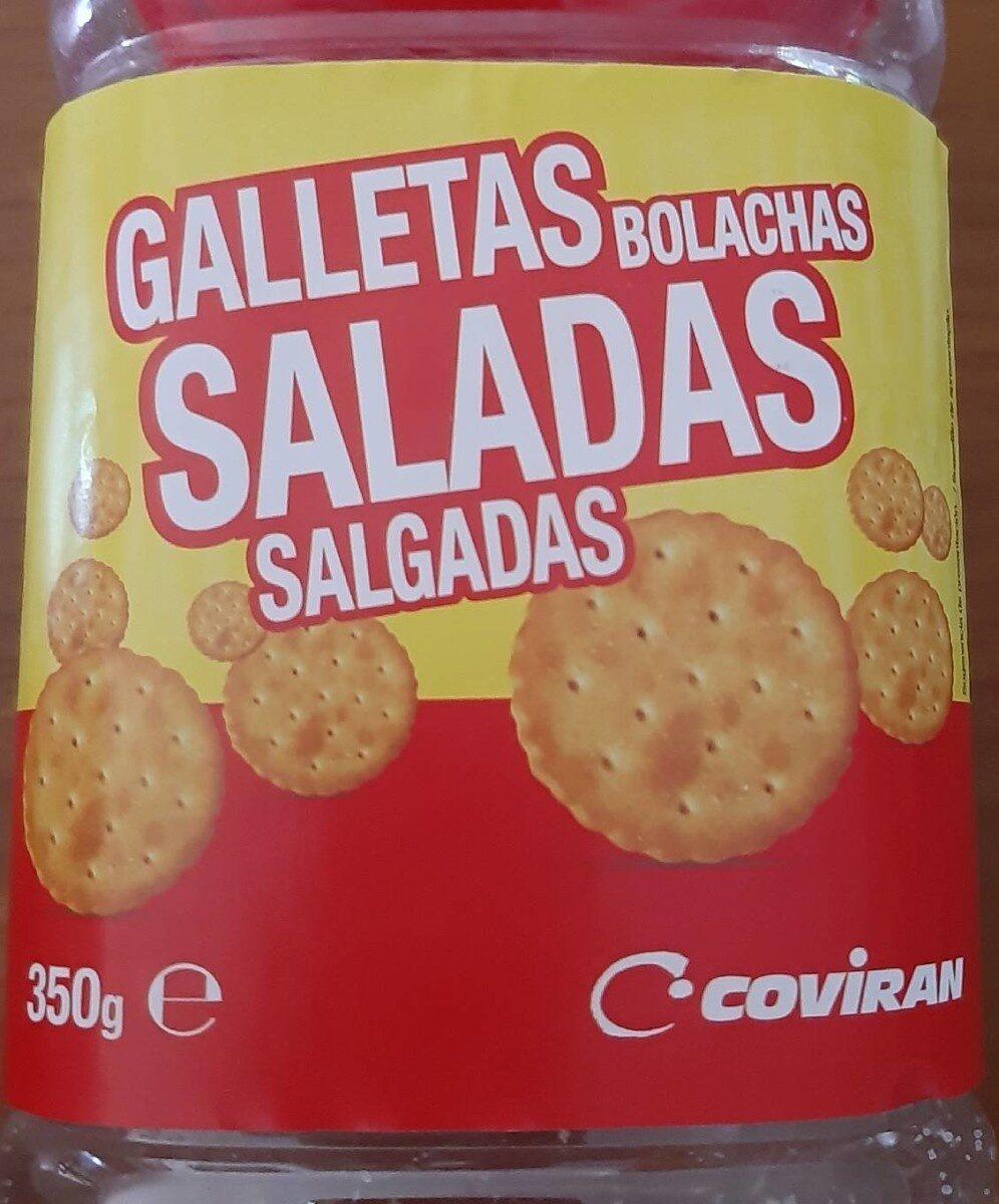 Galletas saladas - Producto