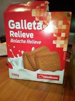 Galleta relieve - Producte - es