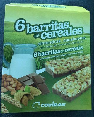 6 barritas de cereales - Product