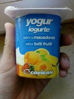 Yogurt Macedonia - Product - es