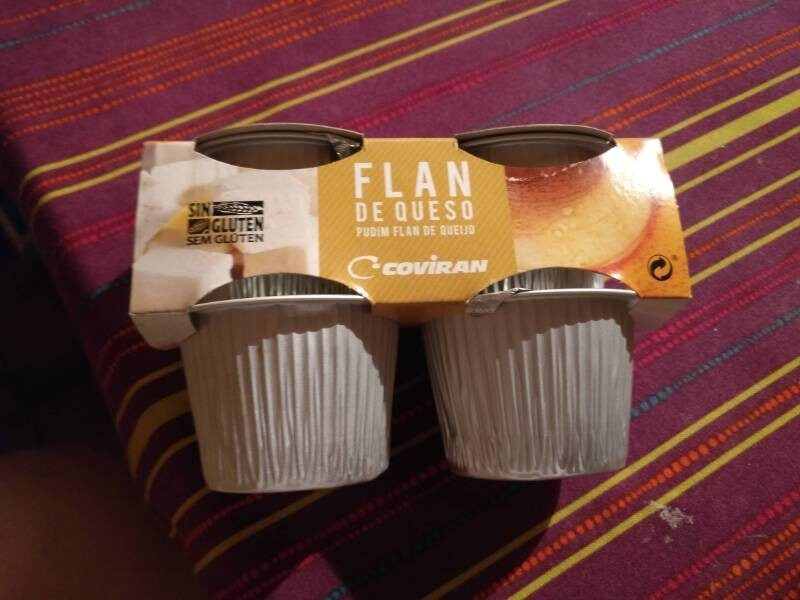 Flan de Queso Coviran - Product