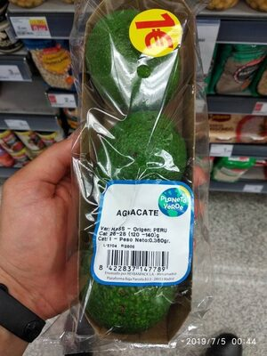 Aguacate - Product