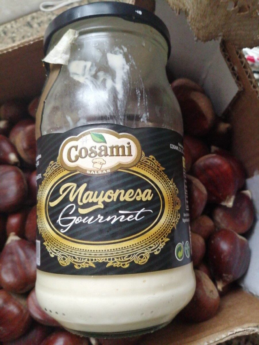 Mayonesa Gourmet - Producte - es
