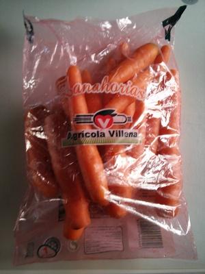 Zanahorias categoria I variedad Nantesa - Producte