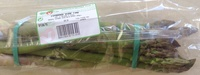 Espárragos verdes finos - Producto