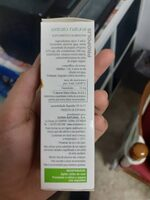 Propóleo - Información nutricional - es