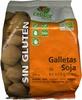 Galletas de soja sin gluten - Producto