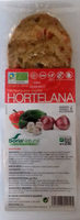 Hamburguesa vegetal hortelana - Producto - es