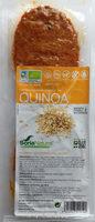 Hamburguesa vegetal de Quinoa - Producte