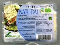 Tofu natural - Producto