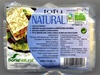 "Tofu ecológico ""Soria Natural"" Natural - Product"