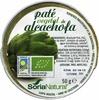 Paté vegetal de alcachofa - Producte