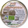 "Paté vegetal ecológico ""Soria Natural"" con champiñones - Product"