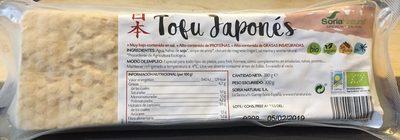Tofu Japonés - Producto