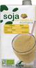 "Bebida de soja ecológica ""Soria Natural"" con canela al limón - Product"