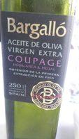 Aceite de oliva - Producte