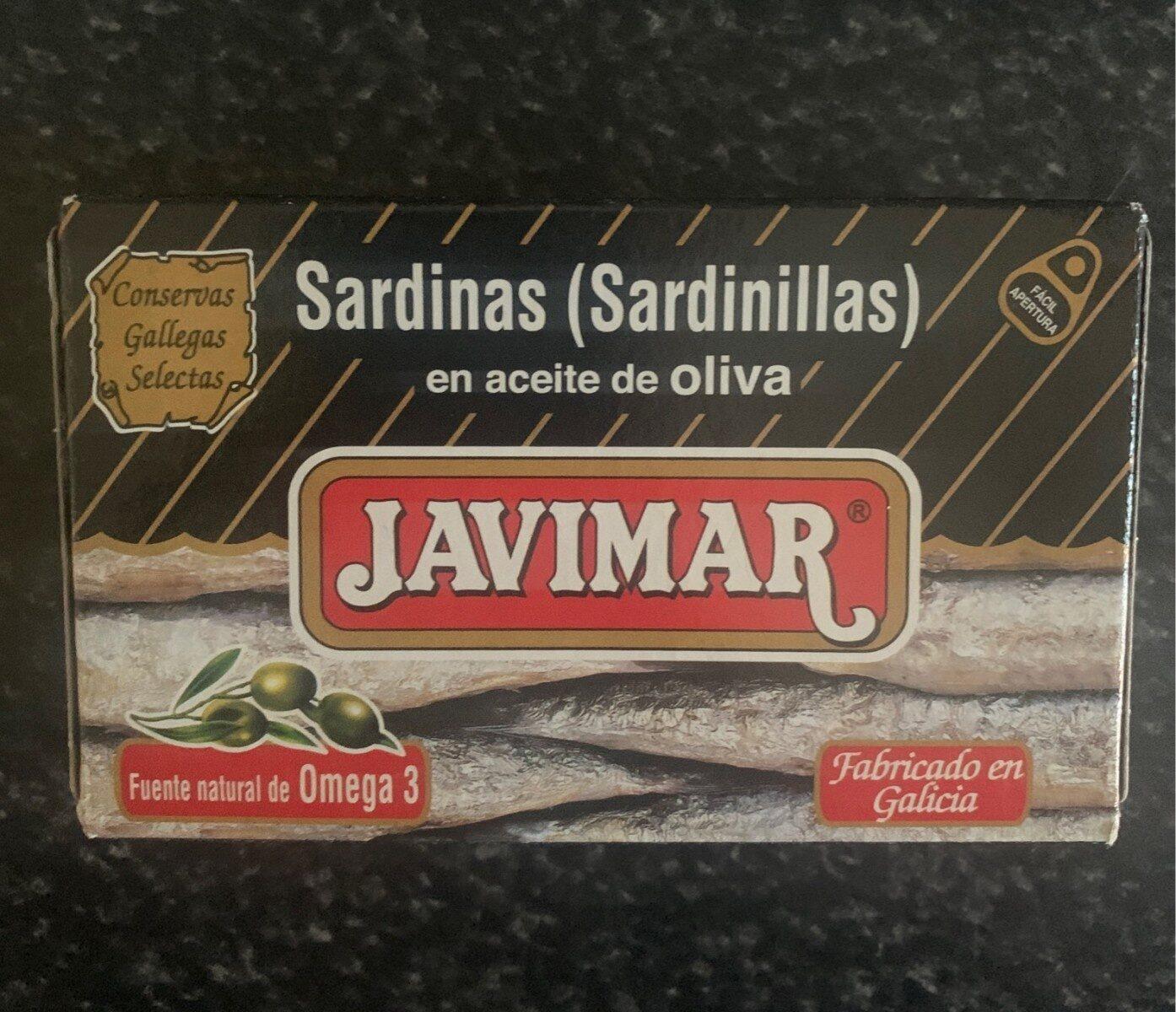 Sardinillas en aceite de oliva - Produit - es