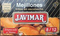 Mejillones Fritos en Escabeche 8/12 grandes - Product - es