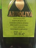 Aceite de oliva - Ingredientes