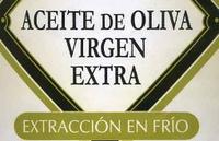 Aceite de oliva virgen extra ecológico botella 1 l - Ingredientes - es