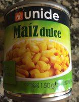 Maiz dulce - Producto - es
