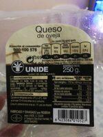 Queso de oveja - Product - es