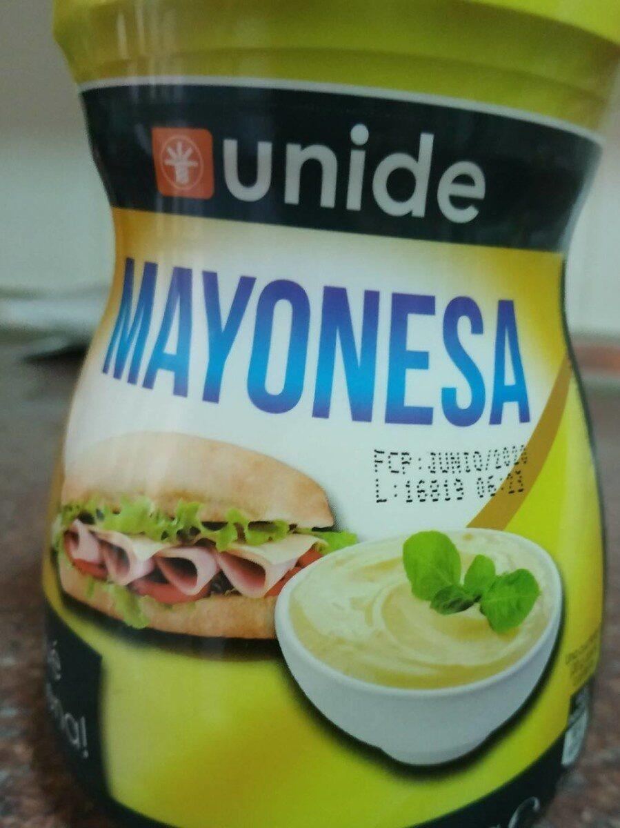 Mayonesa Unide - Producte - es