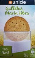 Galletas Maria fibra - Producto