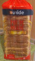 Pan de molde Unide 800 gr - Product