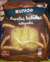 Barritas tostadas integrales - Product