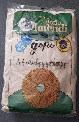 Gofio 4 cereales