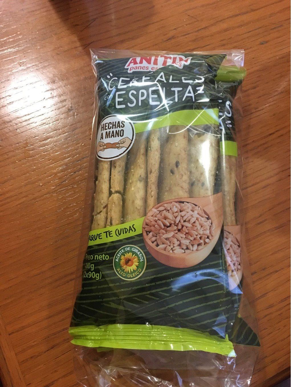 Cereales con espelta - Producto - fr