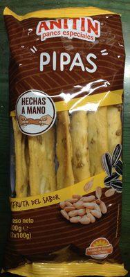 Panes especiales con pipas - Producto - es