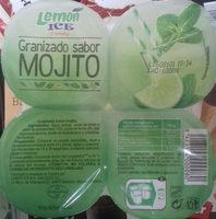 Granizado sabor mojito - Producto - es