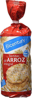Nackis tortitas de arroz integral - Produto - fr