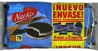 Tortitas de arroz con chocolate negro - 4 Packs - Producte