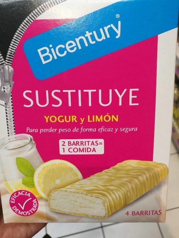 Sustituye yogur y limón - Producto
