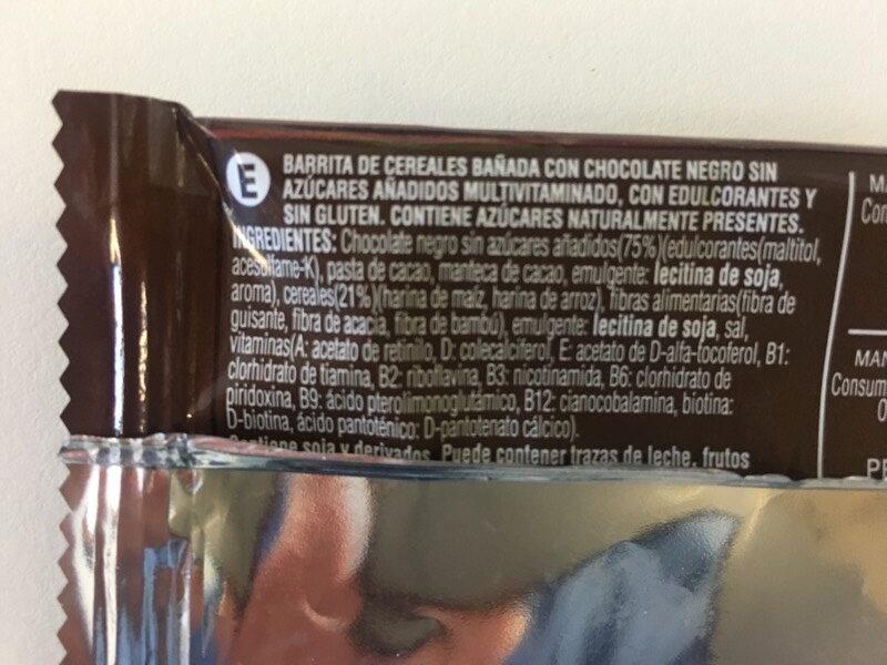 Bicentury Sacialis - Ingredients - es
