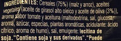 Mini tortitas Receta Mediterránea - Ingredientes - es