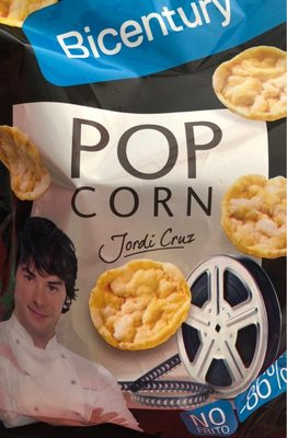 Pop corn jordi cruz mini palomitas - Product