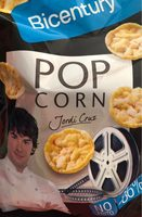 Pop corn jordi cruz mini palomitas - Produit