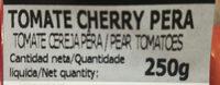 Tomate cerise olivette angele - Ingrédients - fr