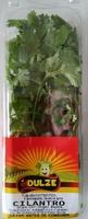 Hojas de cilantro fresco - Produit