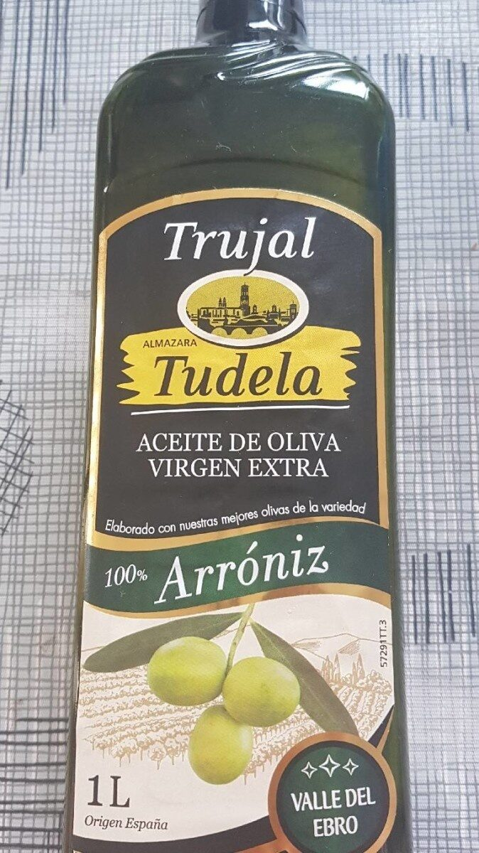 Aceite de oliva tudela trujal - Produit - es
